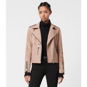 ALLSANTSFern Leather 皮衣