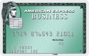 Limited Time Offer: Earn Up to 3X Membership Rewards? points on selected categories in the first 3 months. Terms Apply.Business Green Rewards Card from American Express