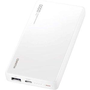 Huawei3.5折!12000 mAh输出移动充