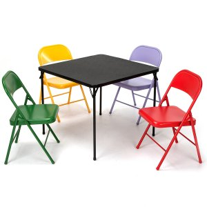 Groovy Walmart Folding Chairs Sale From 12 Dealmoon Theyellowbook Wood Chair Design Ideas Theyellowbookinfo