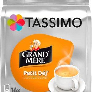 7.5折 多种口味可选Tassimo 咖啡胶囊热卖 美好的一天从一杯香浓的咖啡开始