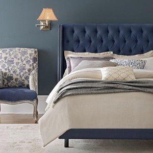 低至3折Snuggledown、Fogarty等大牌床上用品热卖,收超柔软舒适被套