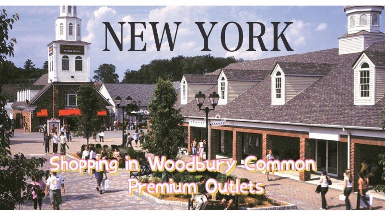 亲临黑五woodbury outlets︱什么牌子值得买︱购物分享+不完整购物指南