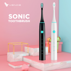 $24.9911.11 Exclusive: Vence Electric Power Wireless Rechargeable Sonic Toothbrush