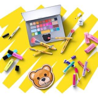 $8起最后一天:Sephora x Moschino 合作系列隆重上市 可爱100分