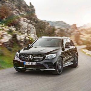 现款全部产自德国从下月起 美版奔驰 GLC将生产自印度