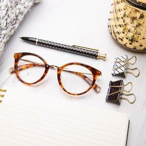 8折AC Lens 精选平光镜、墨镜热卖 收设计师品牌