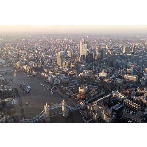 Buyagift直升机伦敦上空 单人 30分钟
