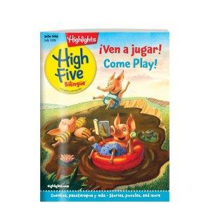 $39.96 (原价$71.88) 送两份好礼Highlights 儿童杂志全年12本 陪伴几代美国孩子成长