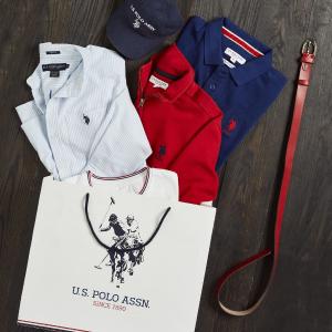 一律$15+免邮US polo Assn. 精选男女Polo 衫热卖
