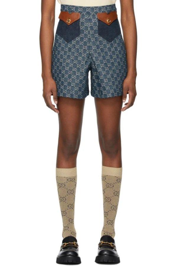 单宁系列 短裤