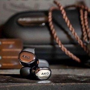 AKG N5005 5单元圈铁 史低$552今日抢好货:Amazon 淘宝贝 电压力锅史低$49