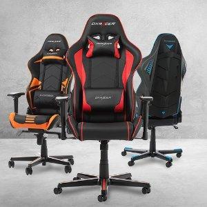 NEX系列 低至$151.2DXRacer 电竞椅大促 优惠码再享折上折