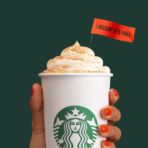 Ear Stars and Free FoodStarbucks Starland Game is Here