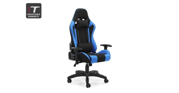 Reaper Gaming Chair (Blue) | Chairs |