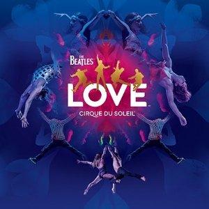 $55拉斯维加斯太阳马戏团 THE BEATLES LOVE 秀票