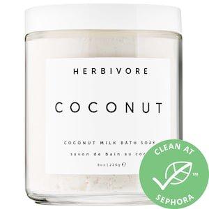 Coconut Milk Bath Soak - Herbivore | Sephora