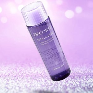 Up to 30% offon selected Decorte skincare items @ SkincareRx