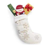 Godiva 圣诞袜巧克力礼包