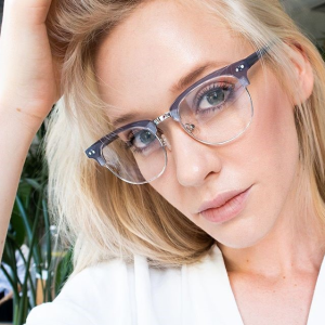 低至5折 千余款镜架$8起EyeBuyDirect 框镜热卖 减龄神器透明框 气质金丝边