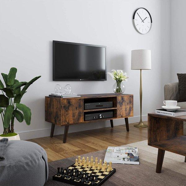 VASAGLE 43寸做旧风格电视柜