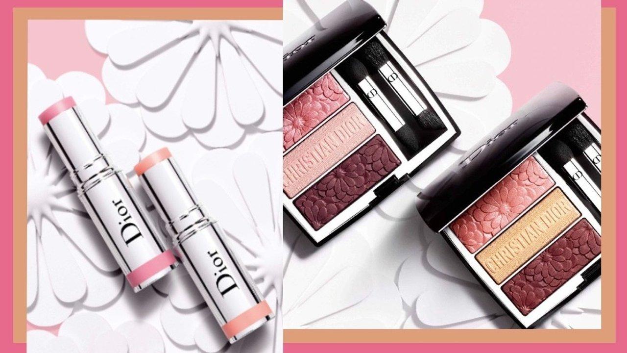 比春天更早的第一抹春色,Dior 2021年春季限定流光花韵来袭!
