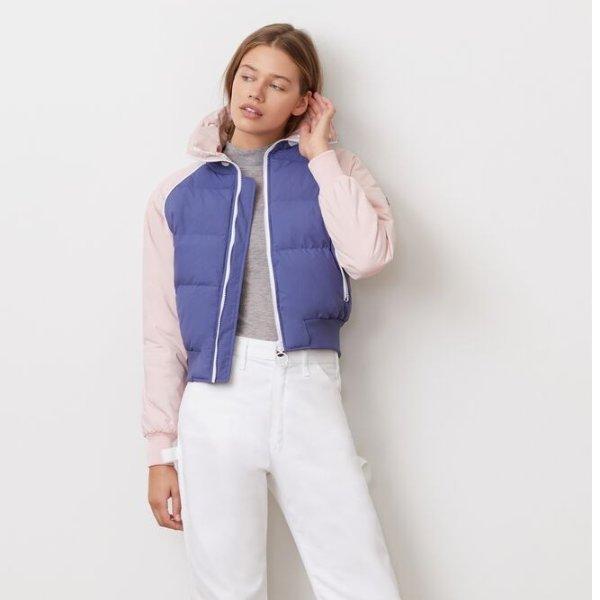 maiko puffer 夹克