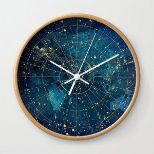 30% Off + Free ShippingWall Clocks Sale @ Society6