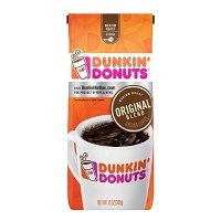 Dunkin' Donuts 中度烘焙咖啡粉 12 Oz.