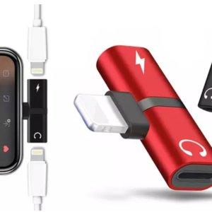 低至3.6折 仅售€5 相当于某宝价Groupon Iphone耳机充电兼容器 边充电边玩手机的乐趣回来了