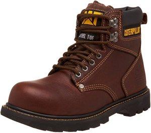 $55.97Caterpillar 男士钢头工装靴热卖