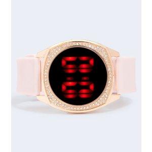 钻饰手表 多色