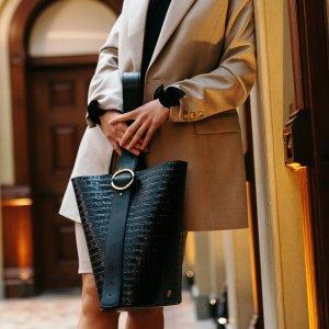PARISA WANG® | Allured Crocodile Tote Bag