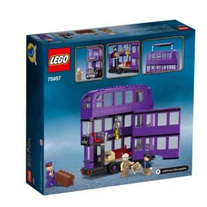 2019新作Lego 骑士公交车 哈利波特迷必入