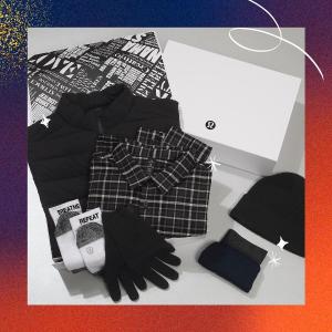 送礼首选 $16起新品上市:Lululemon 冬季男士夹克、运动裤、羽绒围巾等配饰