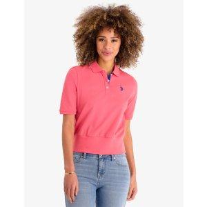 US Polo Association女士Polo 衫