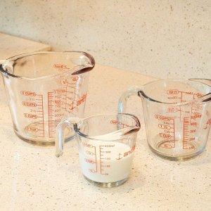 2.1折 $7.99(原价$39)史低价:Anchor Hocking 玻璃量杯3件套 同类销量冠军