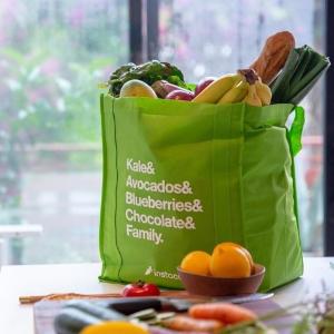 沃尔玛订单满$35立减$10洛杉矶Instacart超市速递!新用户享受首单免运费+免费试用2周