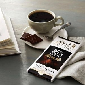 4 Bars for $10LindtUSA Selected Bar Chocolate on Sale