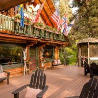 华盛顿 斯堪的纳维亚度假屋-桦树屋套房