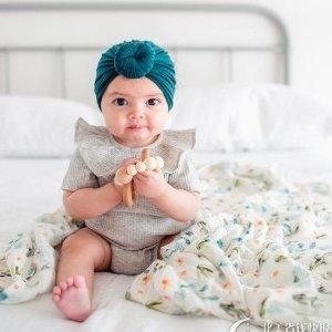 8折+免税 收纱布小被子Loulou Lollipop 高品质婴儿咬咬胶、玩具等用品特卖