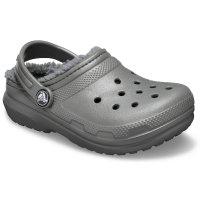 Crocs 儿童保暖洞洞鞋