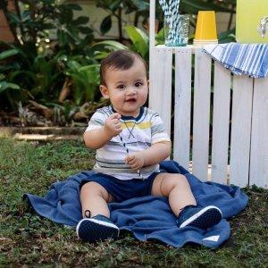 额外9折+无门槛包邮Burt's Bees Baby 儿童有机棉服饰、床上用品特卖