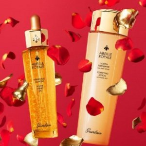 Free GiftGuerlain Lunar New Year Shopping Event
