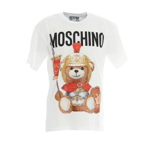 MoschinoTeddy 泰迪熊T恤