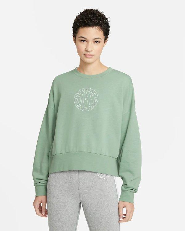 新款 草绿色卫衣