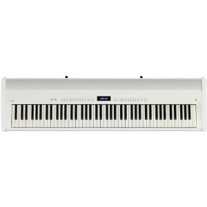 KAWAIES8 88-Key Portable Digital Piano White