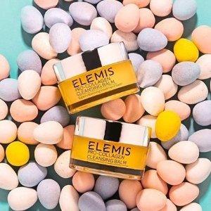 线上6.7折+额外9折Elemis 美妆护肤大促 收卸妆膏、山茶花身体精油