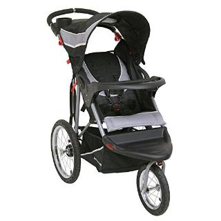 $76.14(原价$109.99)Baby Trend Expedition大轮慢跑儿童推车,全地形推行平稳