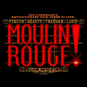 on SalesMoulin Rouge The Musical Tickets